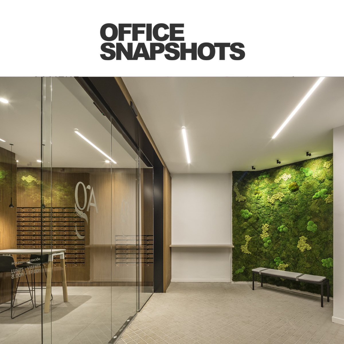 Office Snapshots