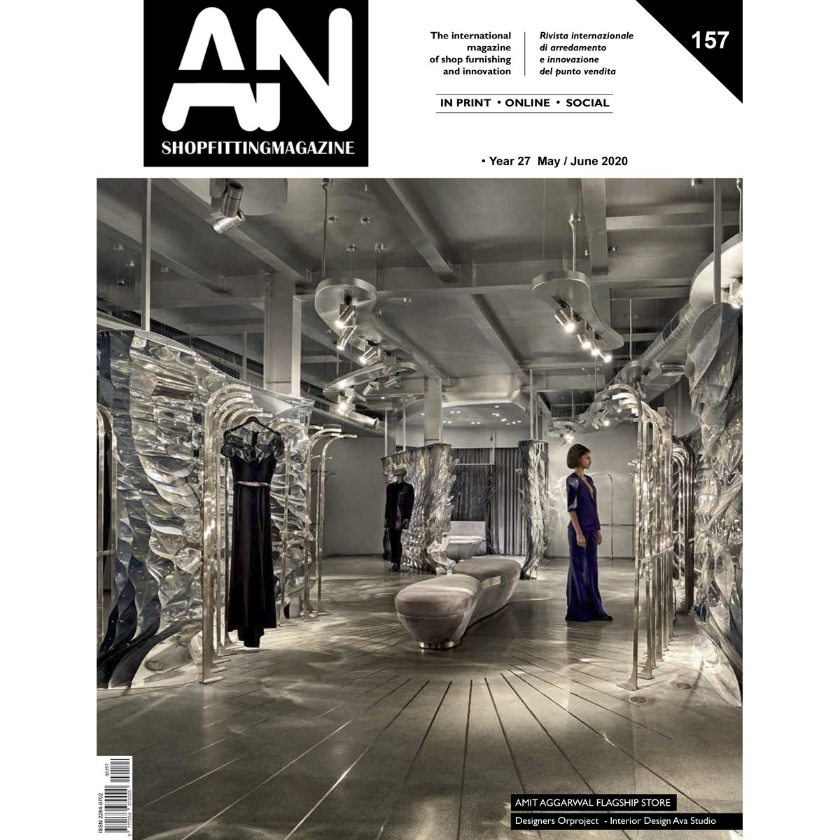 AN Shopfitting Magazine 157