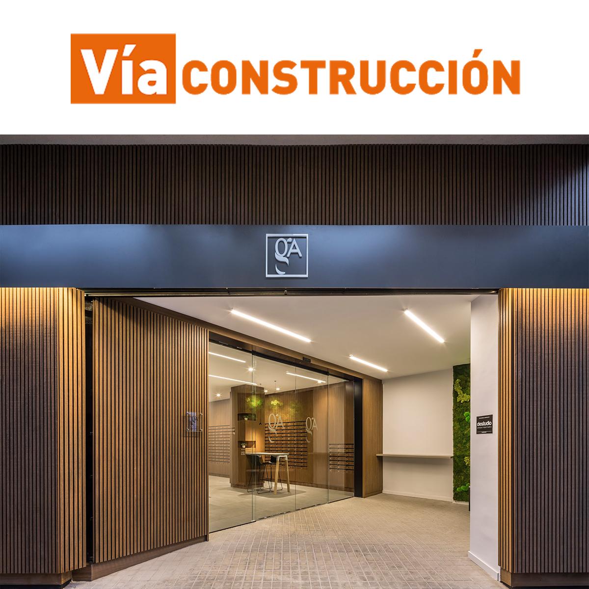 Vía Construcción
